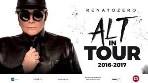 74202d8a1b RENATO ZERO - 28 e 30 novembre 2016 - Pala Alpitour