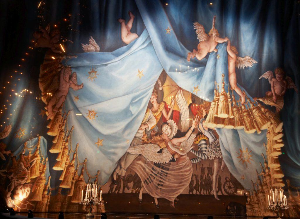 cirque du soleil italiano  CORTEO