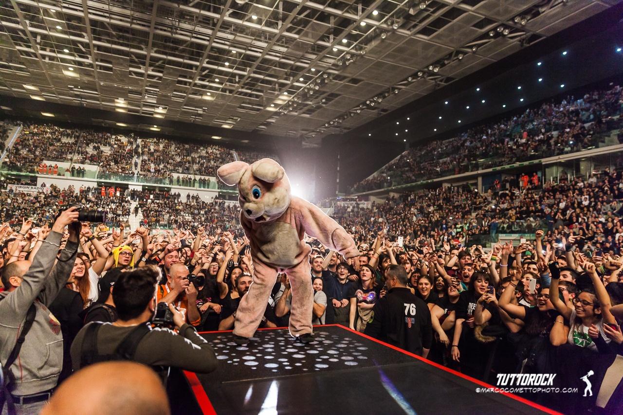 Marco.Cometto_Green Day_Torino-10 gennaio 2017-IMG_8166-