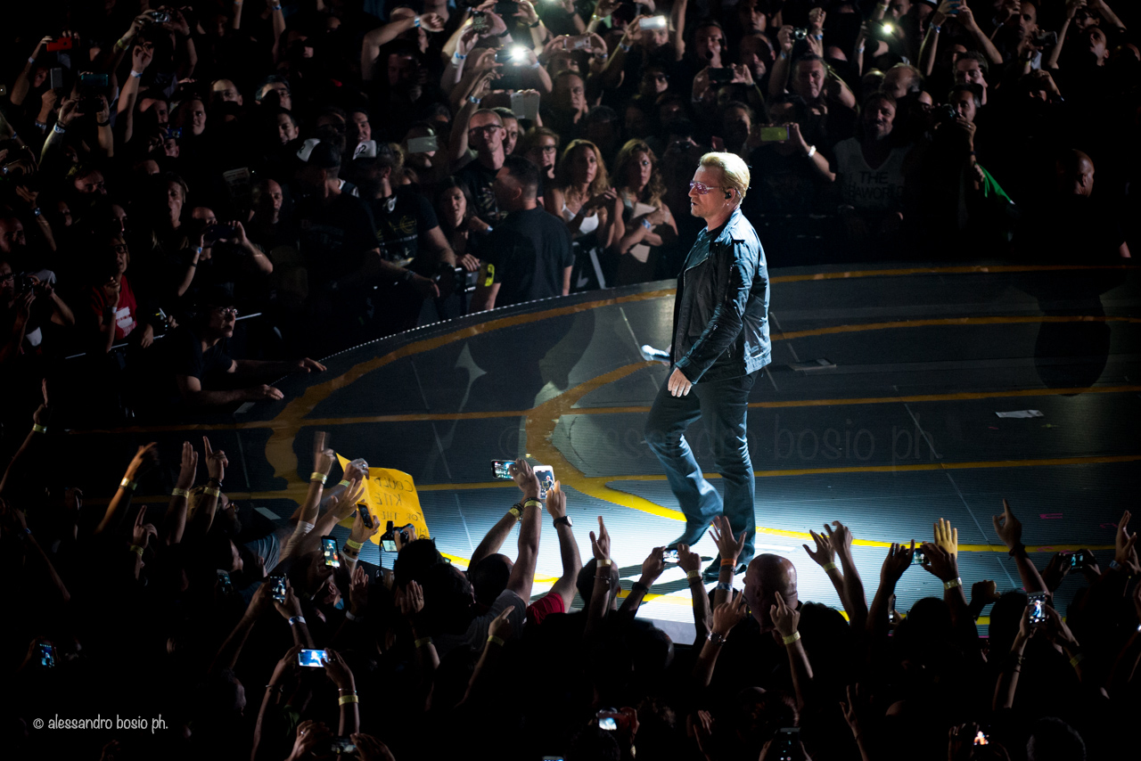 U2 @Pala Alpitour