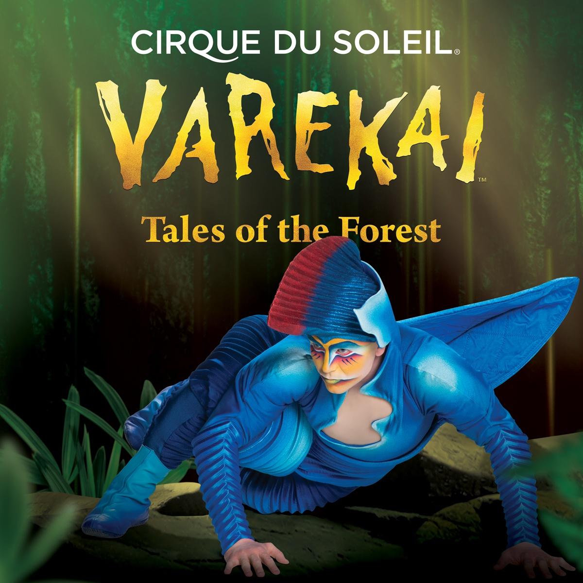 cirque du soleil italiano  VAREKAI DEL CIRQUE DU SOLEIL ANNUNCIA UN NUOVO SHOW! - Pala Alpitour