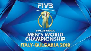 Calendario Volley Maschile.Mondiali Di Volley Maschile 2018 Pala Alpitour